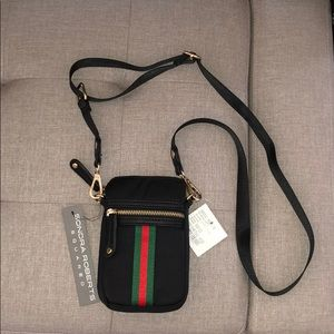 NWT Sondra Roberts crossbody bag